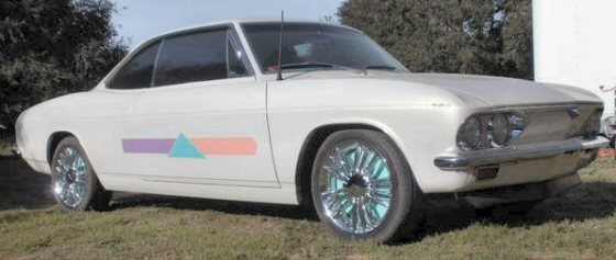 Photo of 1966 Chevrolet Corvair Coupe