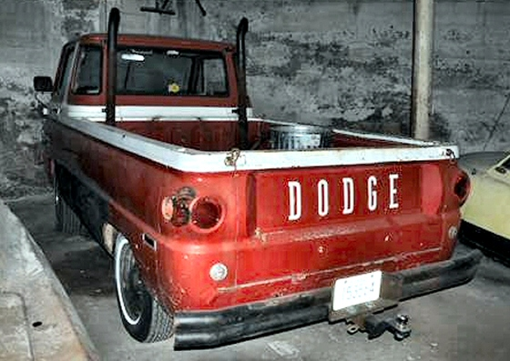 Photo of 1966 Dodge A-100 1/2 Ton Pickup