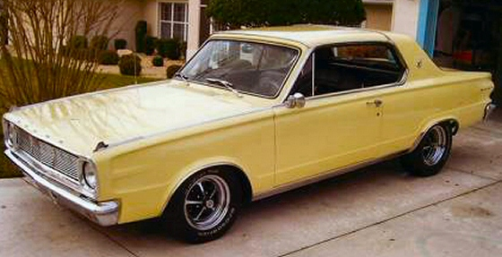 Photo of 1966 DODGE DART GT 2 DR Hardtop