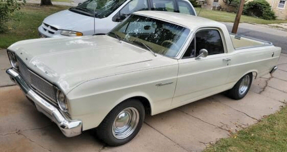 photo of 1966 ford ranchero street rod - 1966 Ford Ranchero