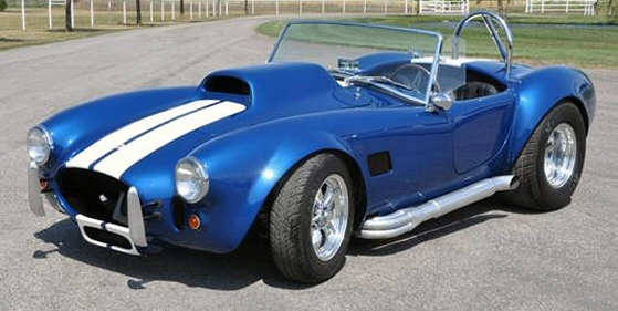 Photo of 1966 Ford Shelby Cobra Custom kit Car