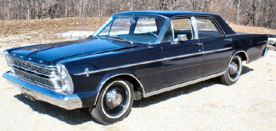 1966 ford galaxie 500 4dr sedan. Cars Review. Best American Auto & Cars Review