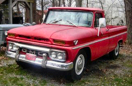 Photo of 1966 GMC Camper Special Pickup