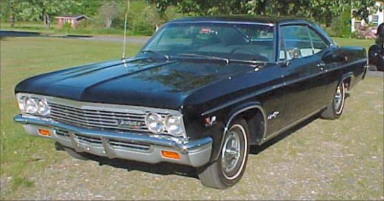 1966 Chevrolet Impala SS396