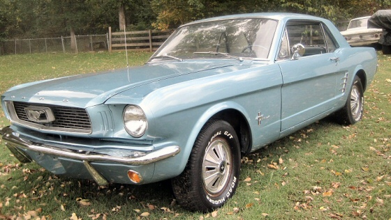 Photo of 1966 Mustang  Coupe