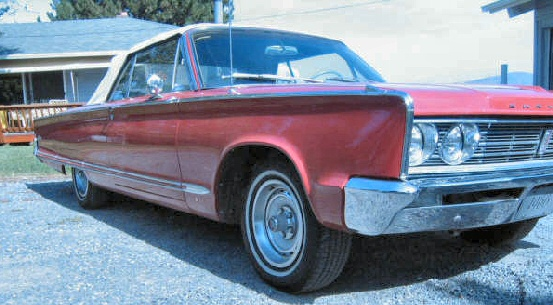 1966 Chrysler Newport Special Edition