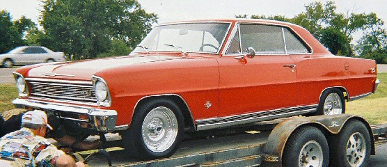 1966 SS Nova short body (Chevy II)