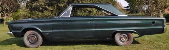Photo of 1966 Plymouth Belvedere II Factory 426 Hemi Project