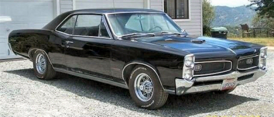 Photo of 1966 Pontiac GTO Coupe With 4 Speed