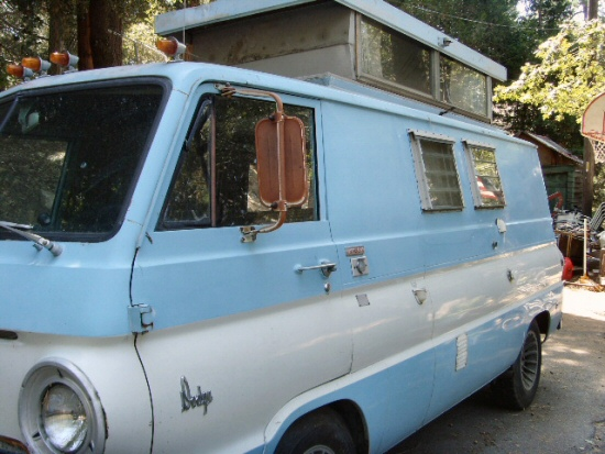 Photo of 1967 A108 Tradesman Camper Van