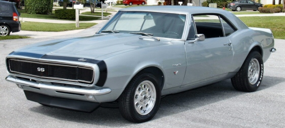 Photo of 1967 Chevrolet Camaro RS Coupe