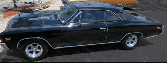 Photo of 1967 Chevrolet CHEVELLE 2 DOOR COUPE