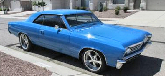Photo of 1967 Chevelle Malibu 2DR HT