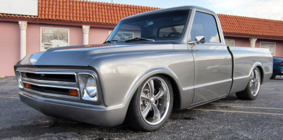Picture Of 1967 Chevrolet C 10 Pick Up Street Rod