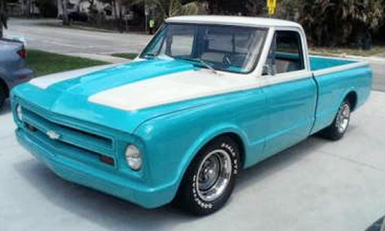 Photo of 1967 Chevy Custom C10 Short Bed, Pickup Truck With 454 Motor
