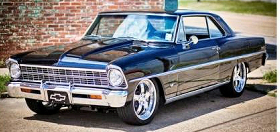 Photo of 1967 Chevy II 2DR HT PROTOURING