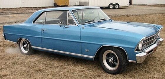 Photo of 1967 Chevy Nova 2DR HT Street Rod