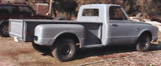 Picture of 1967 Chevrolet Longbed Stepside Pick Up