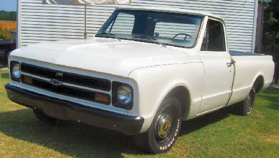 1967 chevy Series 10-30
