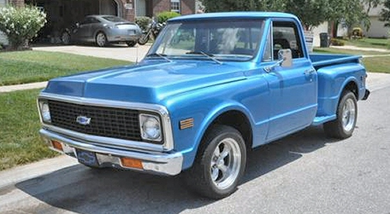 Picture of 1967 Chevrolet 1/2 Ton Stepside Pickup