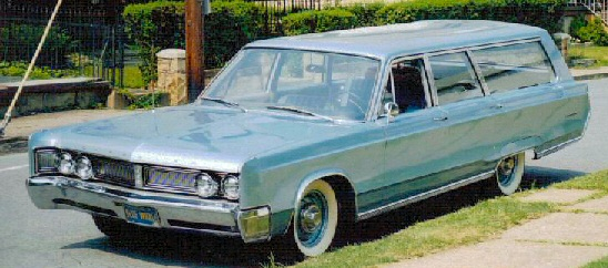 1967 Chrysler Town and Country Station Wagon