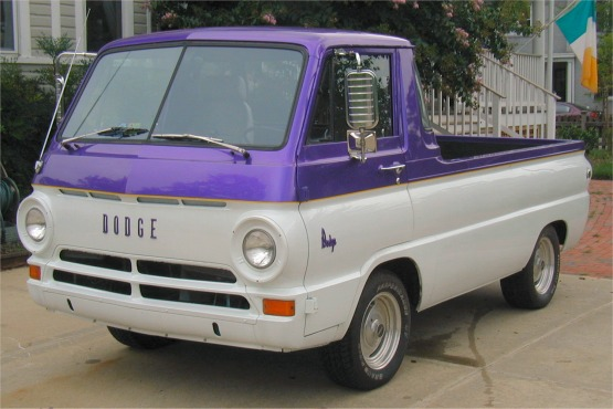 1967 Dodge A 100 pick-up