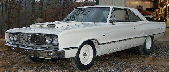 1967 dodge cornet factory superstock