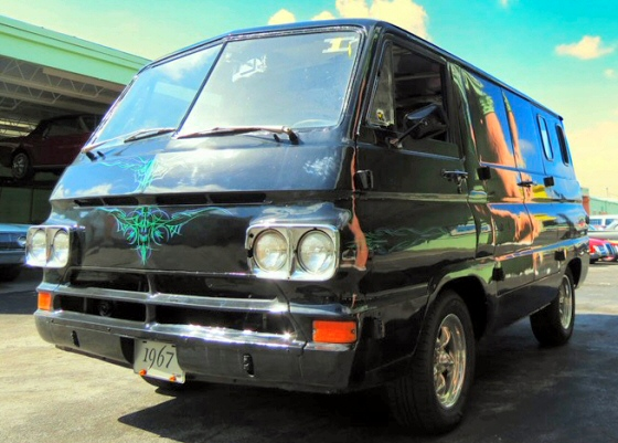 Photo of 1967 Dodge Van
