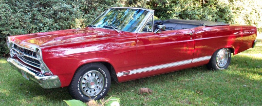 1967 Fairlane GTA Convertible