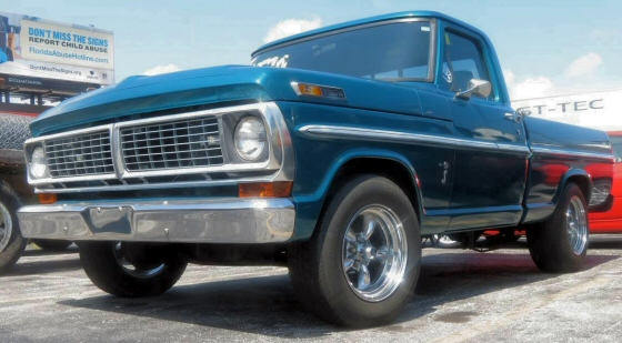 Photo of 1967 Ford F100 PICK UP Truck With 428 Motor