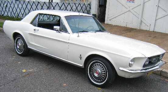 1967 ford mustang coupe - 1967 Ford Mustang Coupe