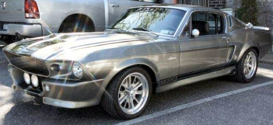 Mustang Eleanor Value