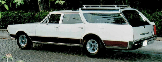 1967 Oldsmobile Vista Cruiser