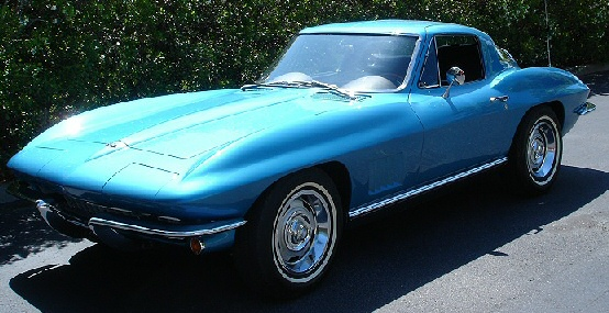 1967 CORVETTE STINGRAY COUPE Photo