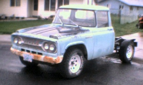 1967 Toyota Scout Truck