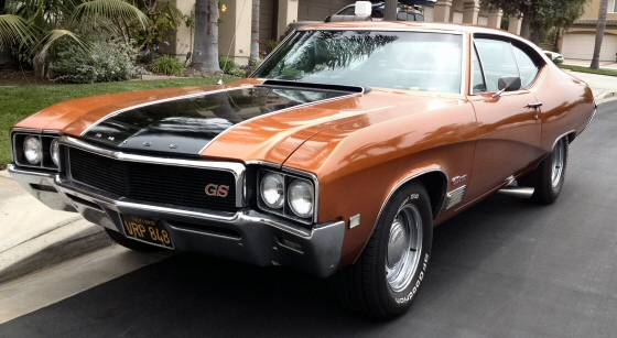 Photo of 1968 Buick GS 2 Door Hardtop