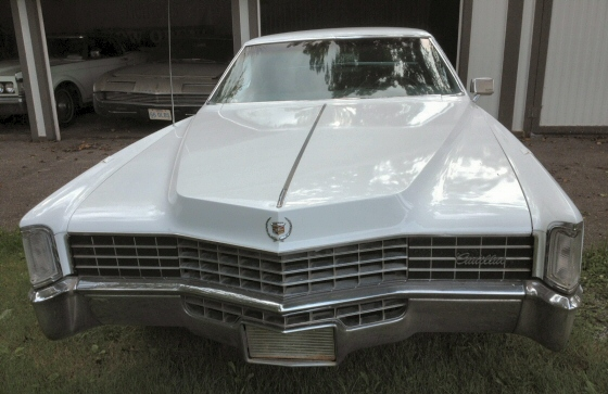 Photo of 1968 Cadillac Eldorado Coupe  With Low Mileage