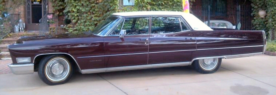 Photo of 1968 Cadillac Fleetwood Brougham