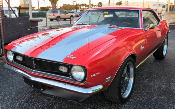 Photo of 1968 Chevrolet Camaro 2 DR HARDTOP