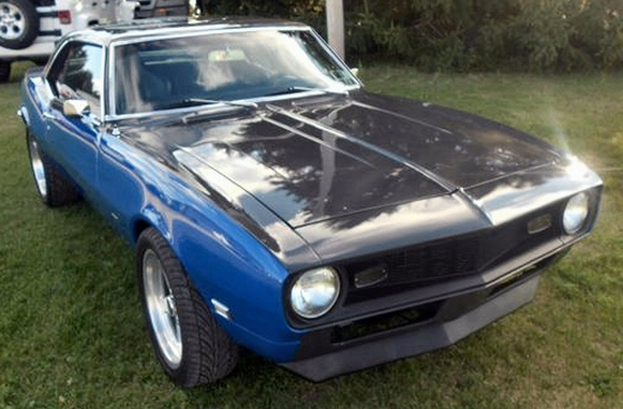 Photo of  1968 Chevy Camaro Coupe Resto Mod