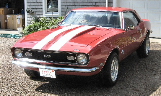 Chevrolet Camaro RS 327 Coupe (LHD) Auctions - Lot 7 - Shannons