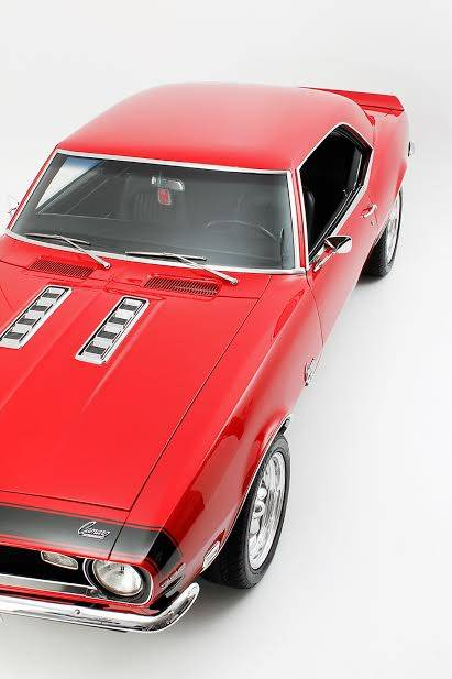 Photo of 1968 Camaro SS 396 Coupe Restomod