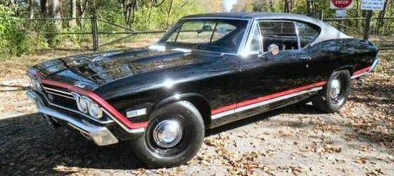Photo of 1968  Chevelle SS396 Coupe Numbers Matching