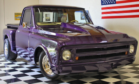 1968 CHEVY C-10