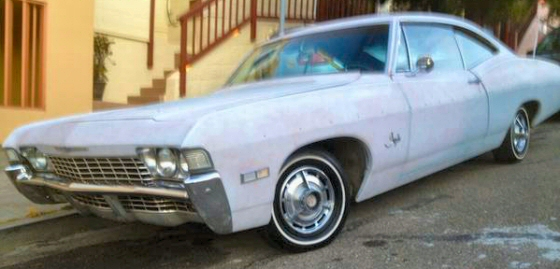 Photo of 1968 Chevy Impala Fastback 2DR Hardtop