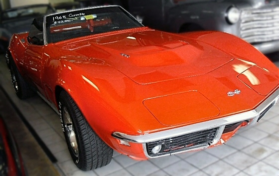 Photo of 1968  CORVETTE CONVERTIBLE WITH 427 BIG BLOCK