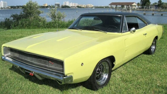 Photo of  1968 Dodge Charger 2 DR Hardtop