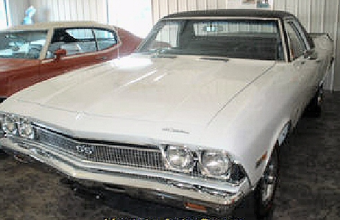 Picture of 1968 Chevy El Camino 