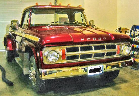 1968 fargo 1 ton dually truck. Black Bedroom Furniture Sets. Home Design Ideas