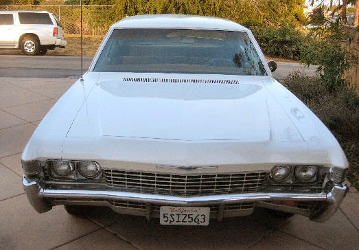 1968 Chevy Impala 4 Door